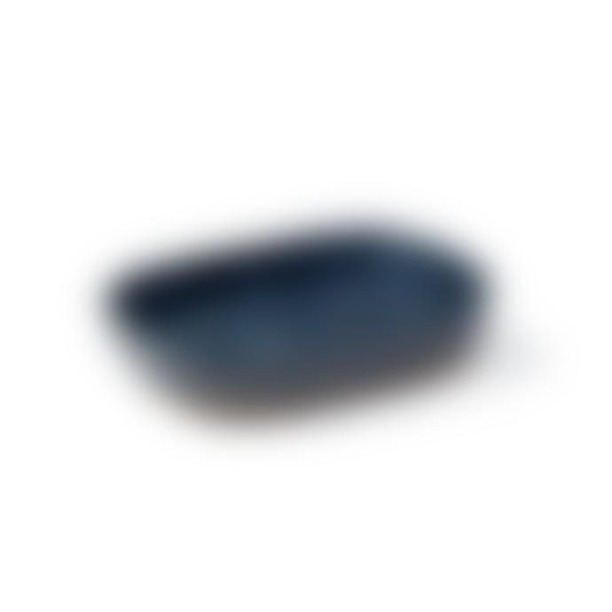 Serax Blue Deep Plate