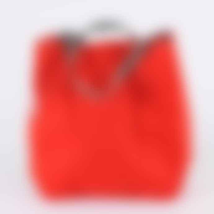 Bag'n'Noun Bolsa Canvas Rojo