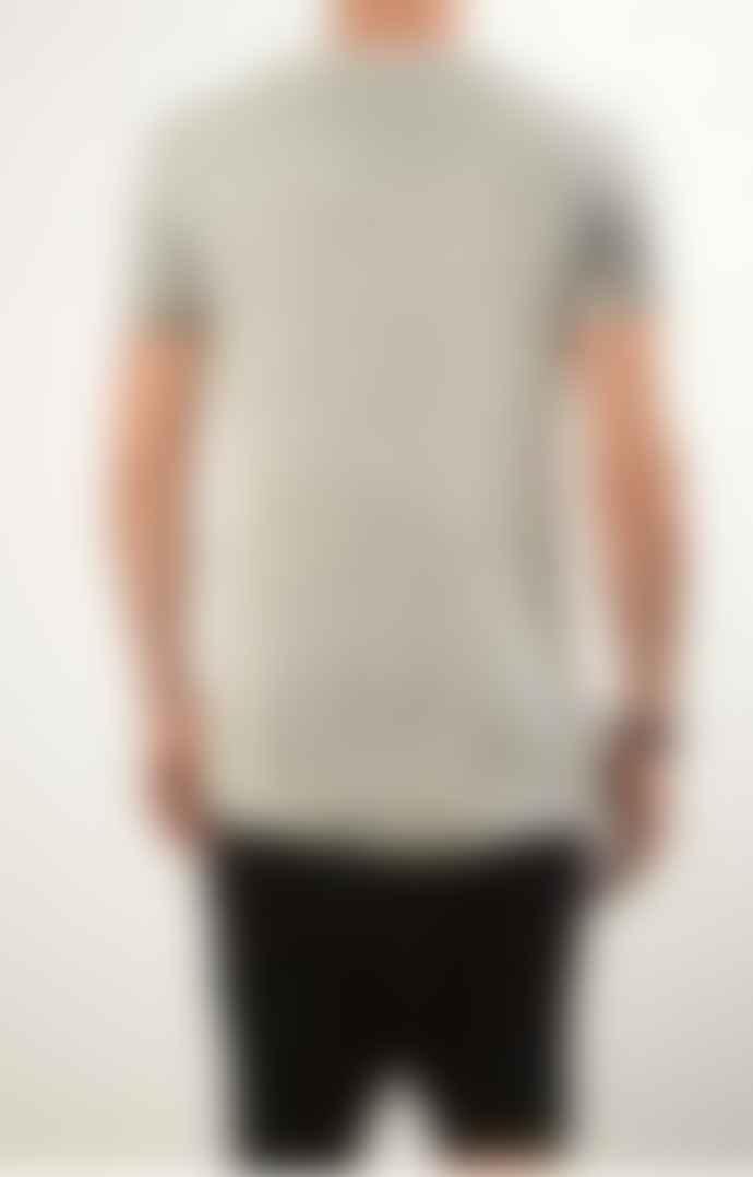 THOM/KROM Ss 20 M Ts 502 Mens T Shirt Off White