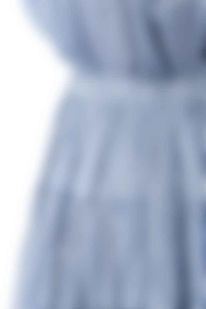 Cathrine Hammel Checks Midi Skirt