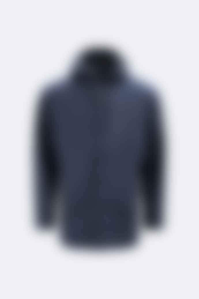Rains Blue 1201 Rain Jacket