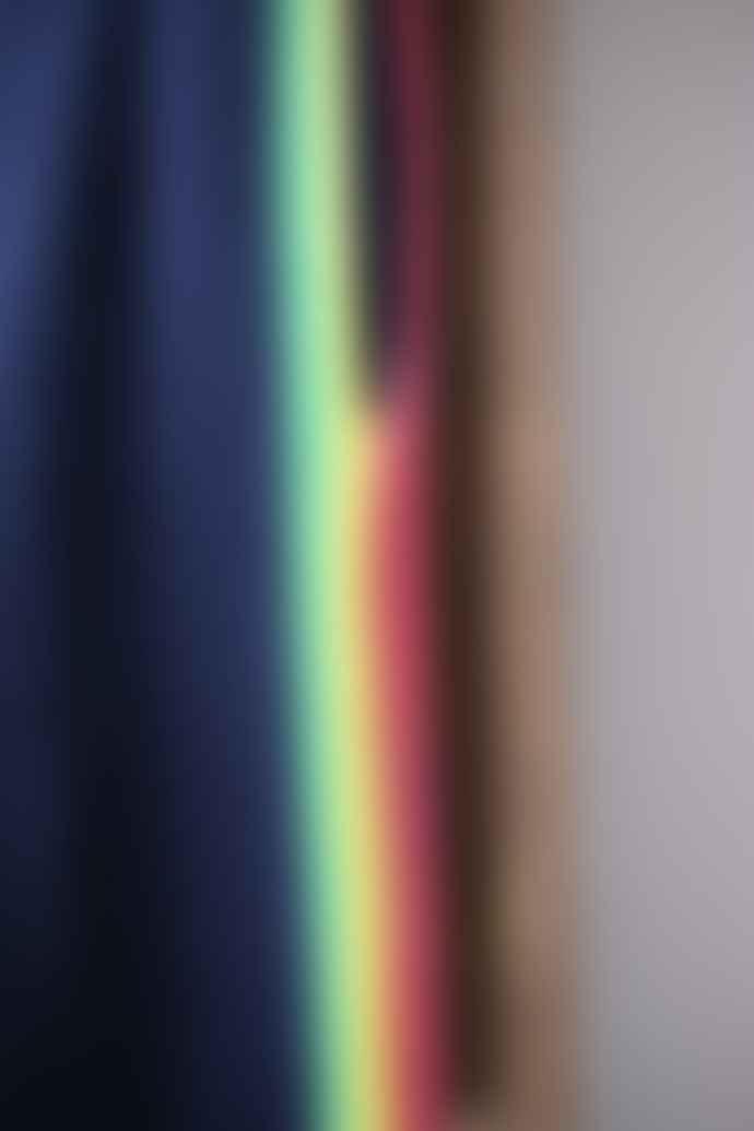Wyse London Lucie Rainbow Navy Loungers