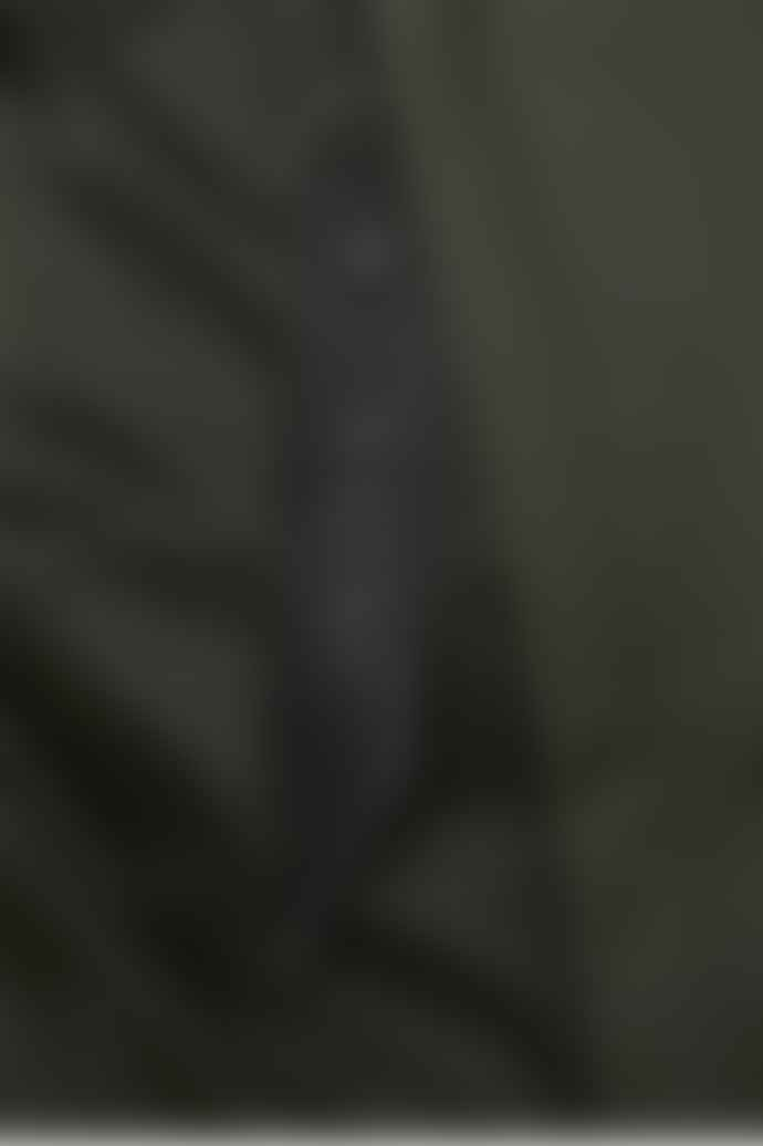 Rains Green 1506 Unisex Puffer Jacket