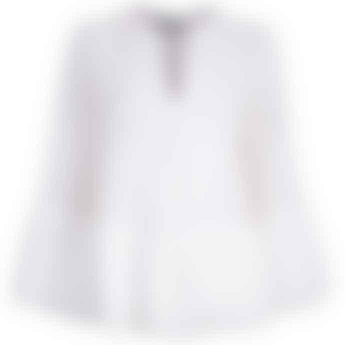 DEVOTION White Armonia Blouse