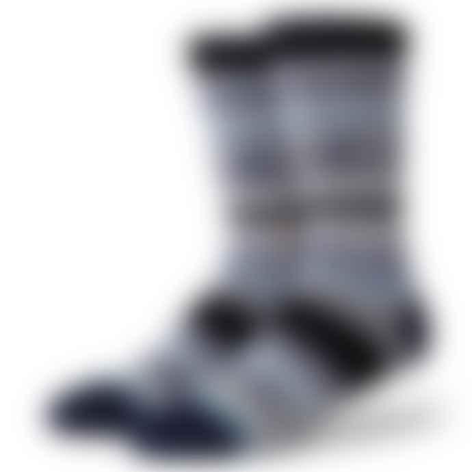 Stance Tucked In Black Socks