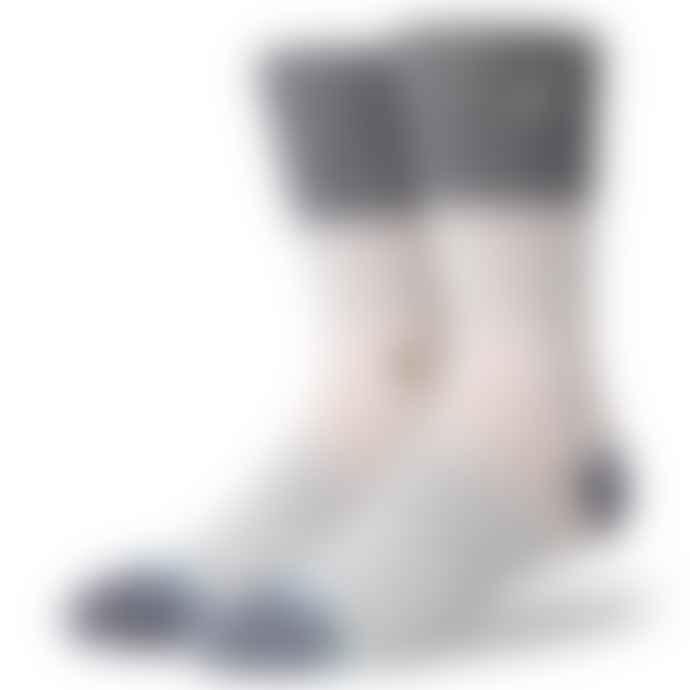 Stance Neapolitan Black Socks