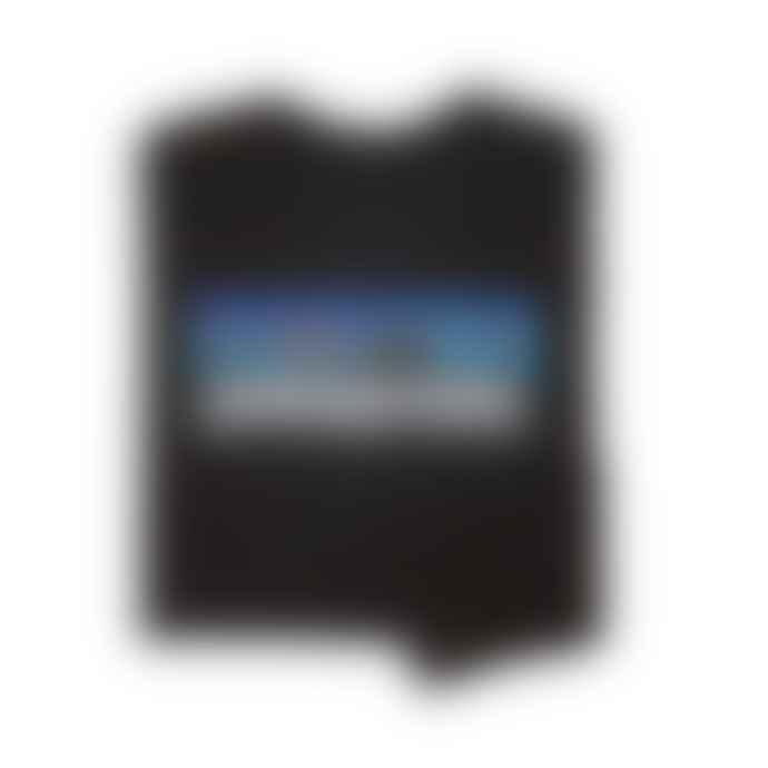 Patagonia L S P 6 Logo Responsibili Tee Black