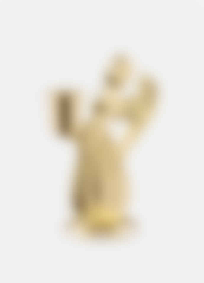 Skultuna Large Guardian Angel Brass