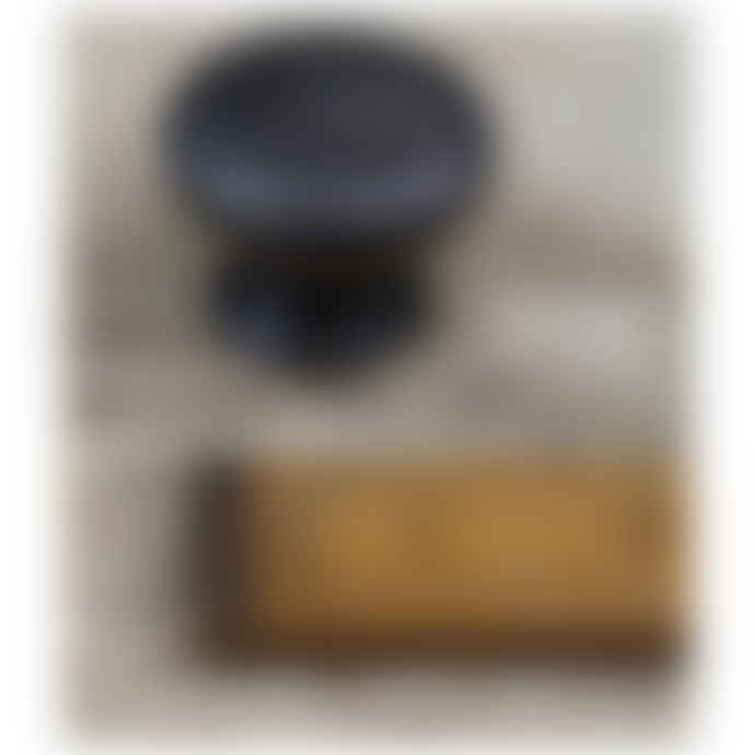 Adfix Ironmongery Set of 4 Cast Antique Iron Shaker Style Knobs