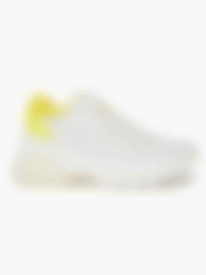 Philip Hog Elina Trainers White Lemon