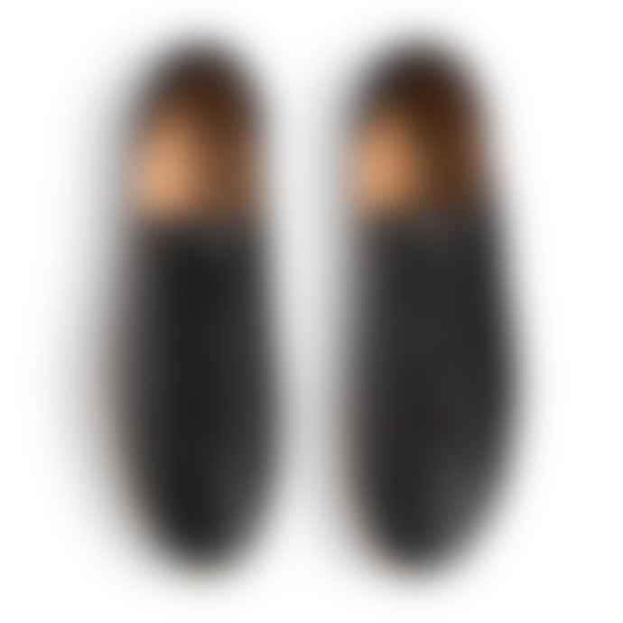 Clae Vegan Leather Bradley Black Shoes