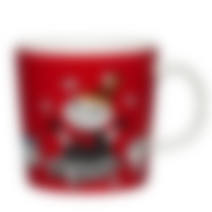 Arabia  Moomin Mug Little My Red
