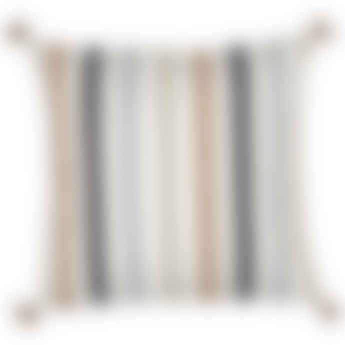 Liv Interior Ayo Woven Cotton Cushion Cover