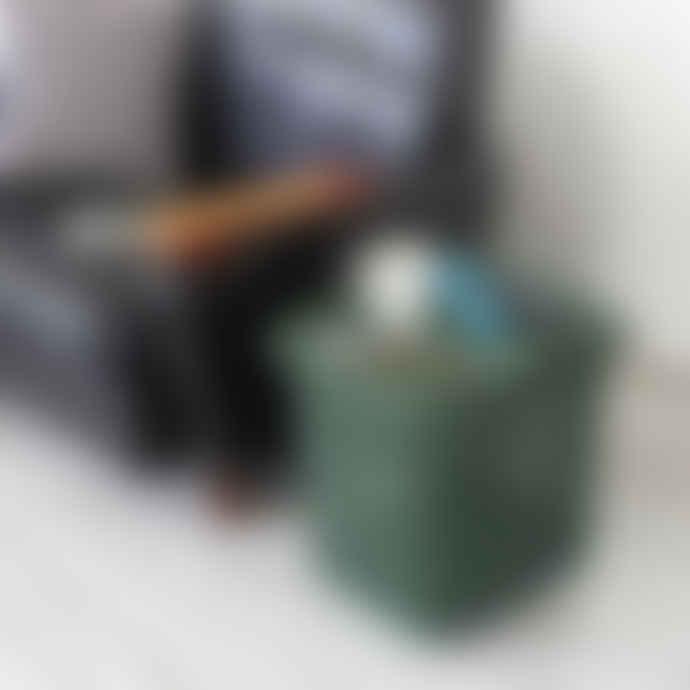 Hachiman Cestino Laundry Storage Basket Medium White