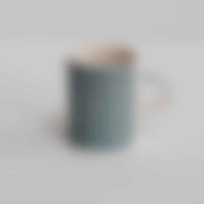 Musango Handmade Demi Mug In Grey
