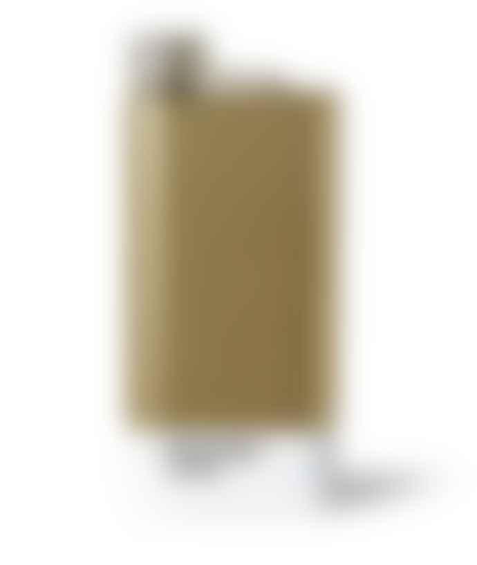 Copenhagen Design Pantone Living Hip Flask Gold 10124
