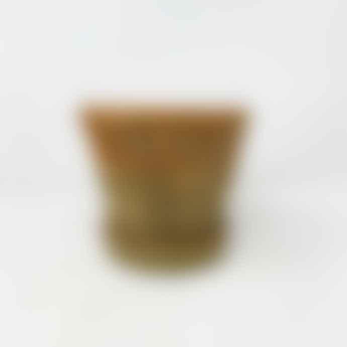 Grand Illusions Redstone Pot & Saucer