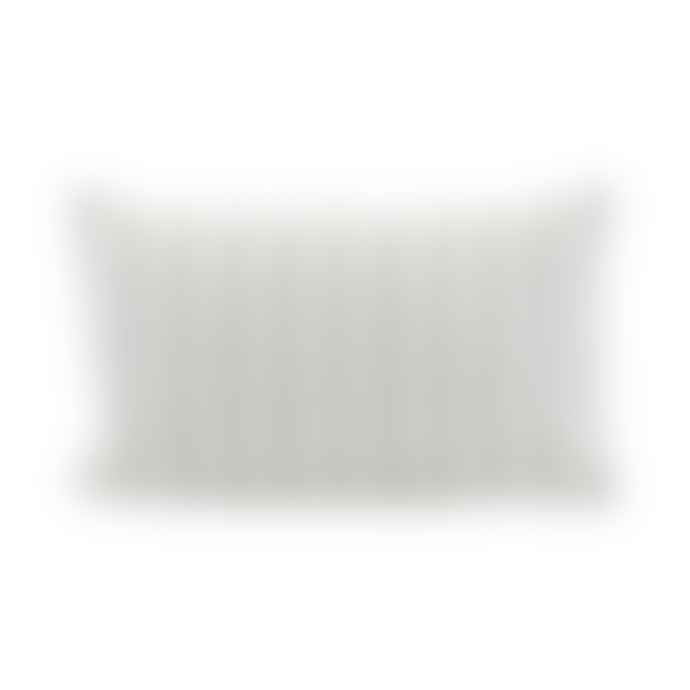 House Doctor Additional White and Black Pillowcase