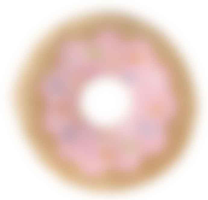 Giant Donut Dog Toy