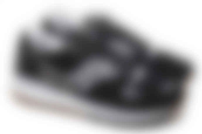 Saucony Originals Black Grey Azura Sneaker
