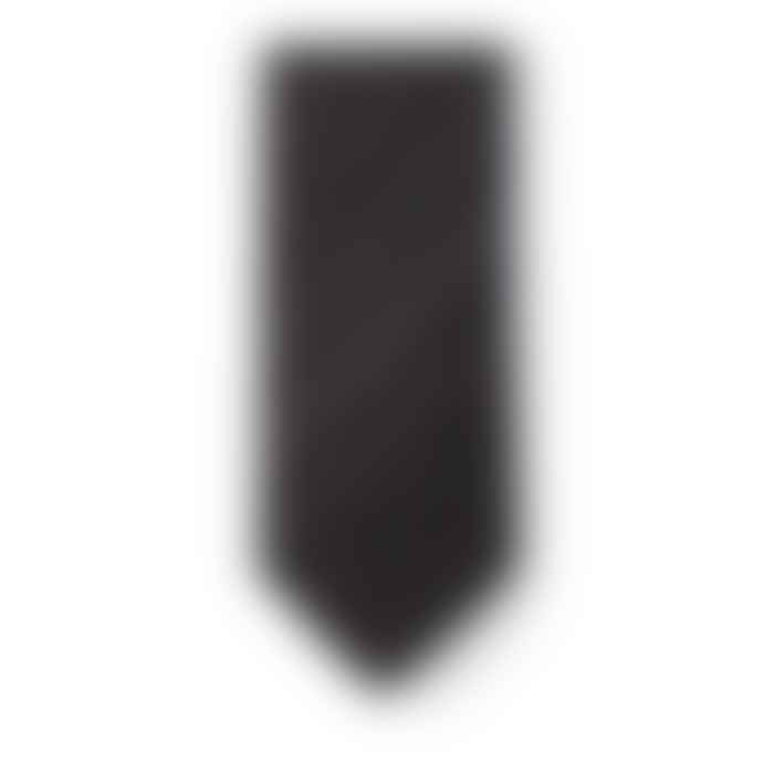 Title Of Work Black Zip Zap Stripes Tie