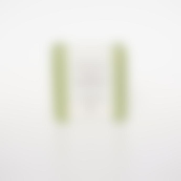 "Pura Cal Jasmine, Iris & Sandalwood 150g Green Soap ""Pele"" Skin"