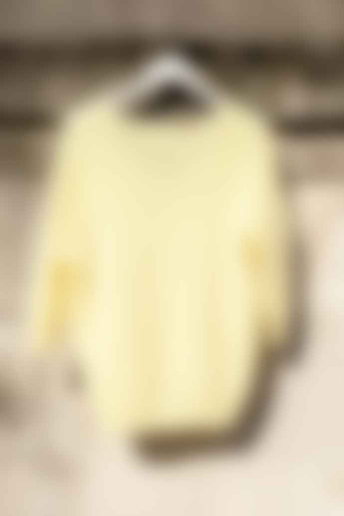 Maison Anje Lerecif Lemon Sweater