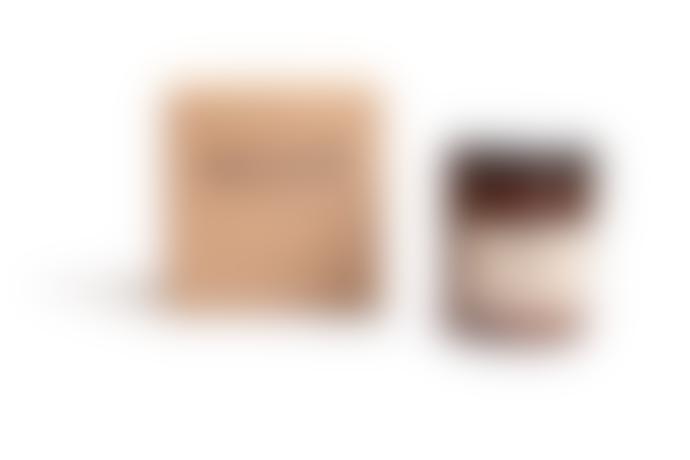 octo london Medium Bergamot Soy Wax Oil Candle