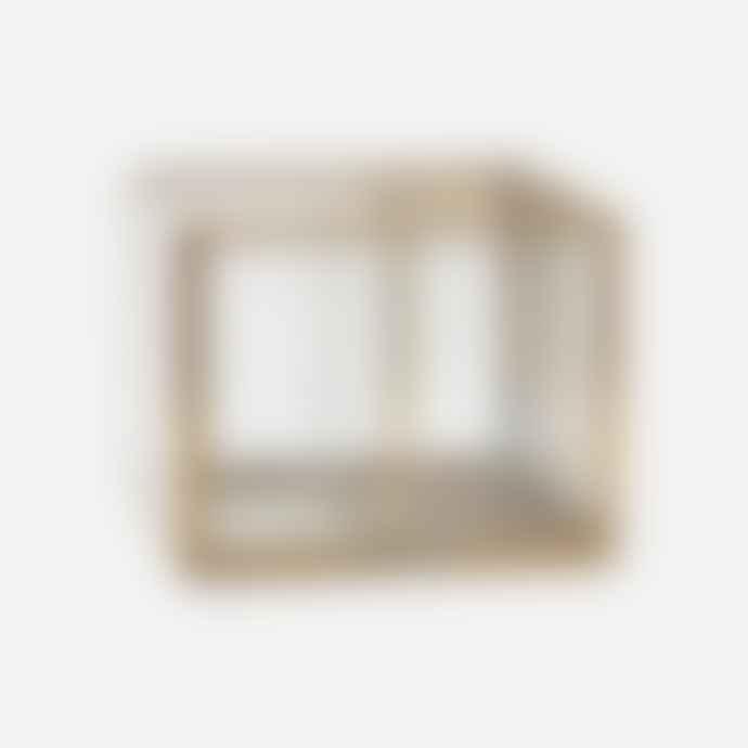 Monograph Brass Storage Box