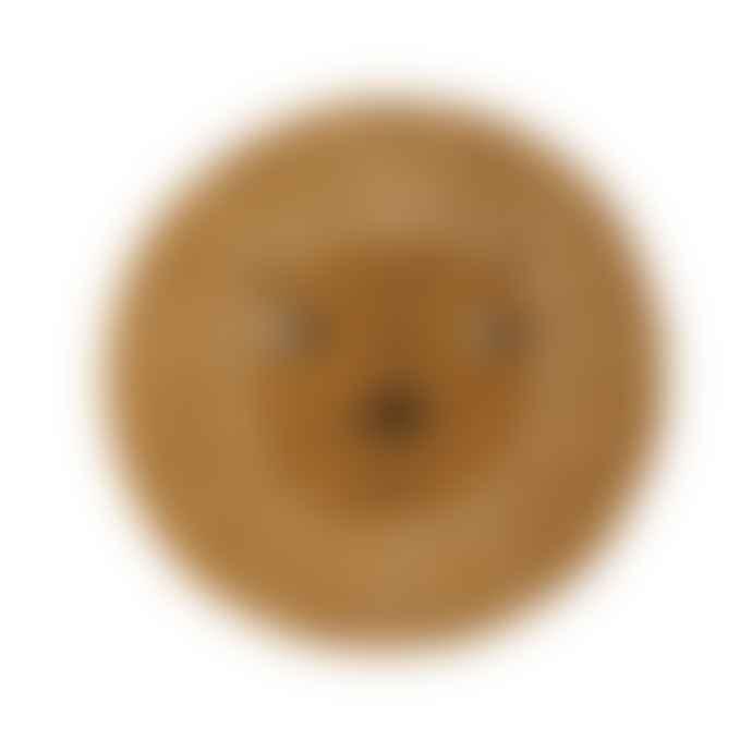 OYOY Caramel Wool Lion Rug
