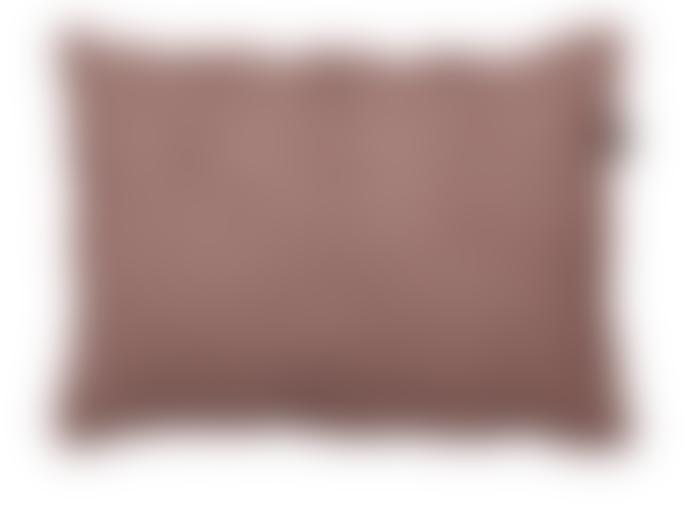 Lime Light 35 x 50cm Mauve Linen Cushion