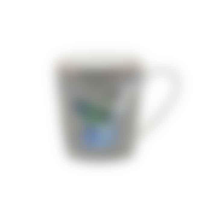 Miss Etoile Ceramic Bird Mug