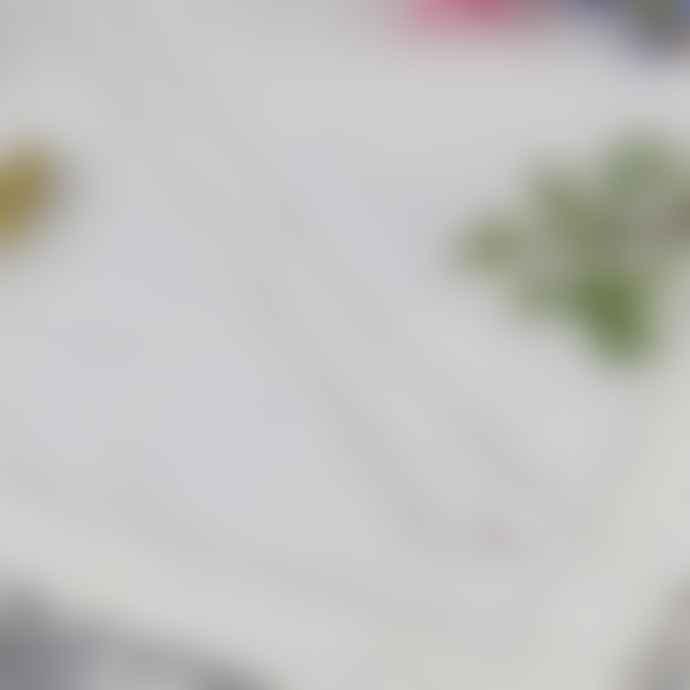 Amanda Coleman Sterling Silver Blossom Flower Necklace
