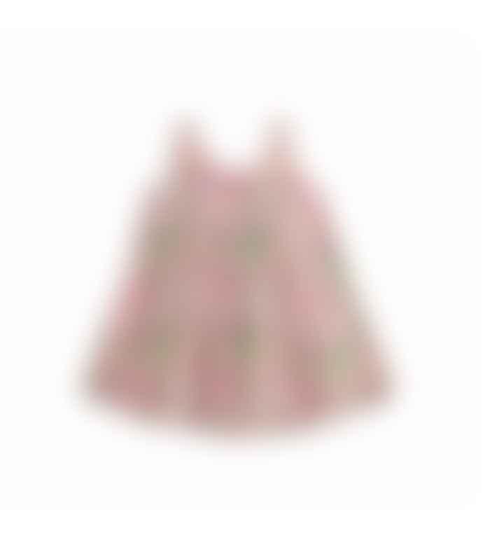 Louise Misha Sienna Flamingo Calkini Dress