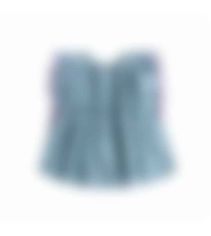 Louise Misha Emerald Flowers Lyka Dress
