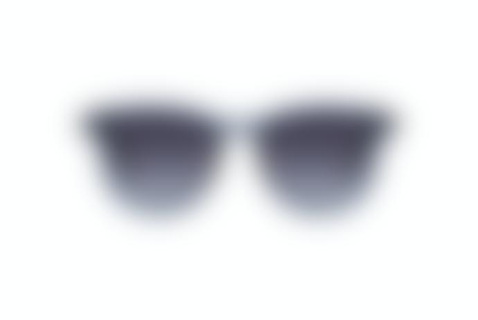 Komono Navy Smoke Francis Sunglasses