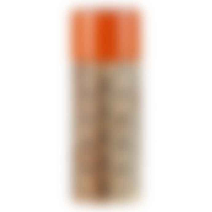 Orla Kiely Solid Stem Pepper Mill- Orange