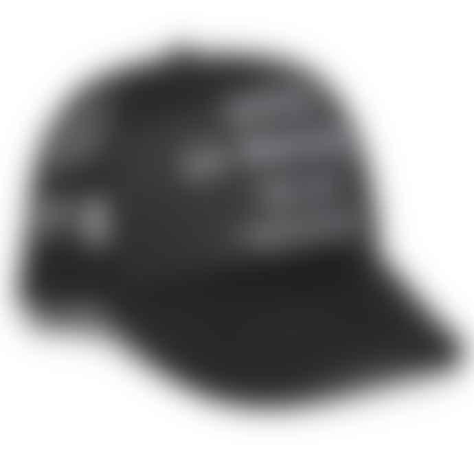 Deus Ex Machina Ibiza Trucker Cap Black
