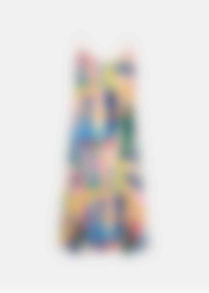 Essentiel Antwerp Varah Slip Dress Multi