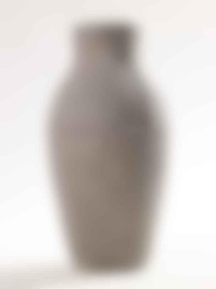 Serax Classic D18 H39 Extra Large Grey Paperpulp Vase