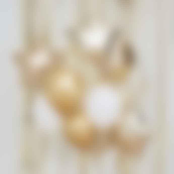 Ginger Ray Gold Metallic Balloons Bundle