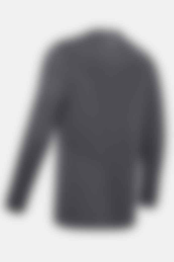 Under Armour Seamless Long Sleeve Grey T Shirt