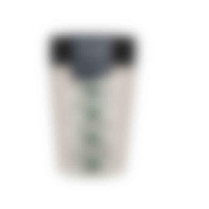 r cup 8oz Black White Cup
