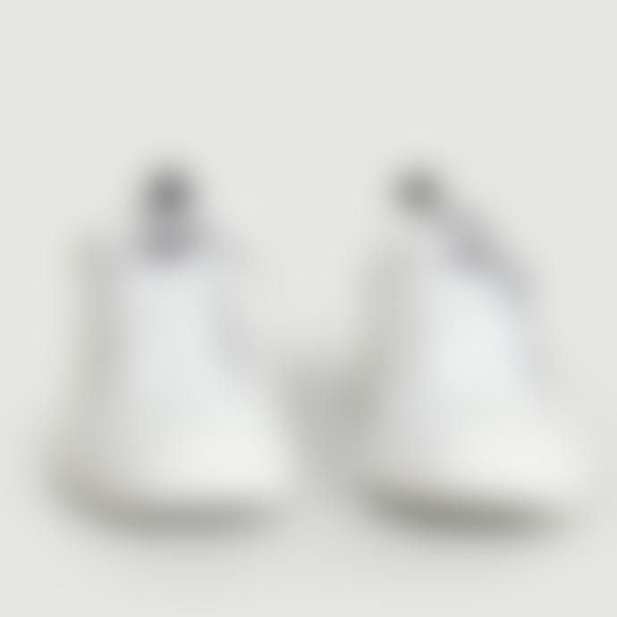 Arkk Copenhagen White Uniklass Leather S-C18 Sneakers