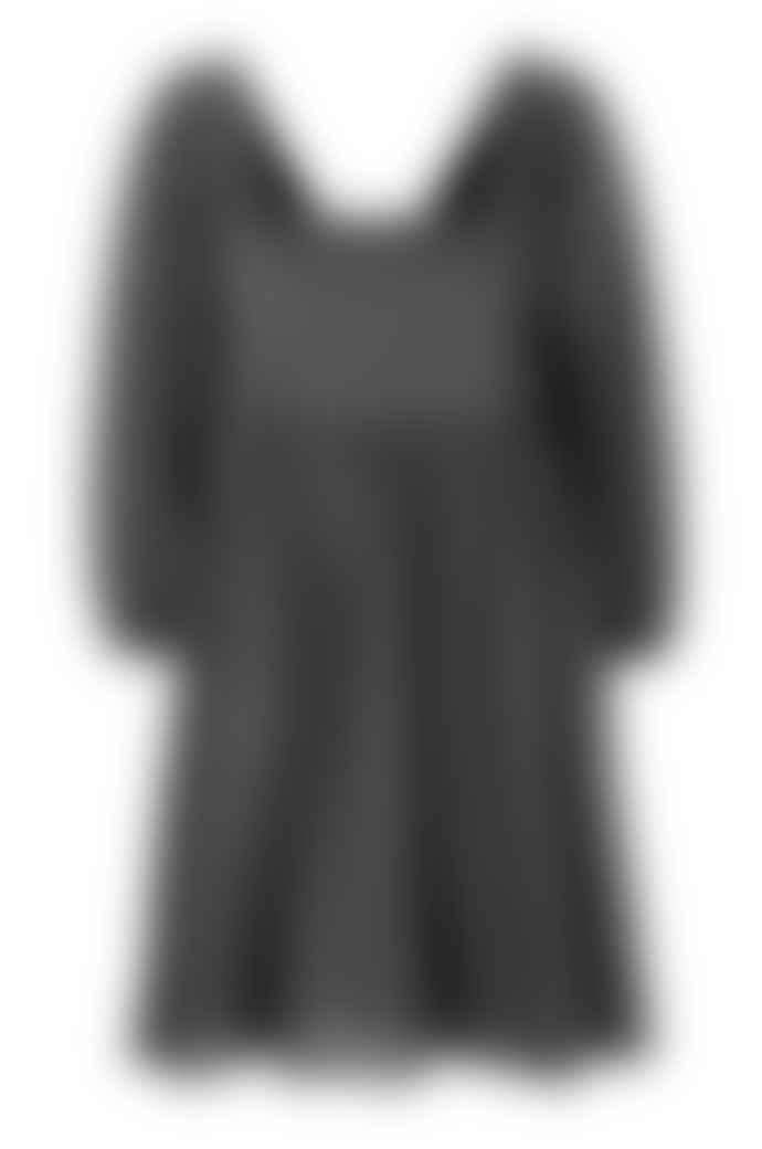 Just Female Merle Black Dress
