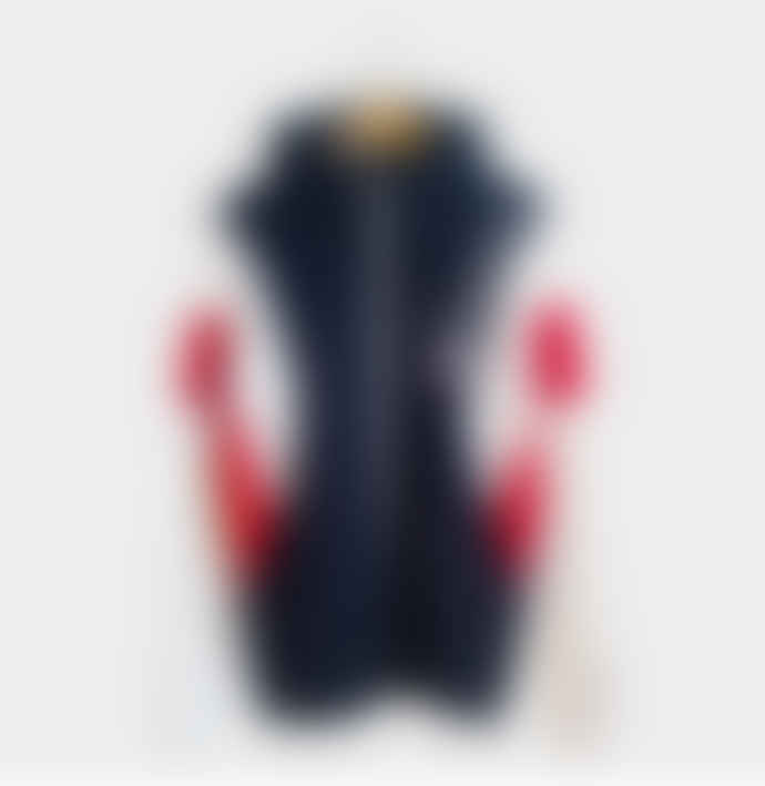 Champion Block Design Champion Zip-Up Colour Cotton Terry Hooded Jacket