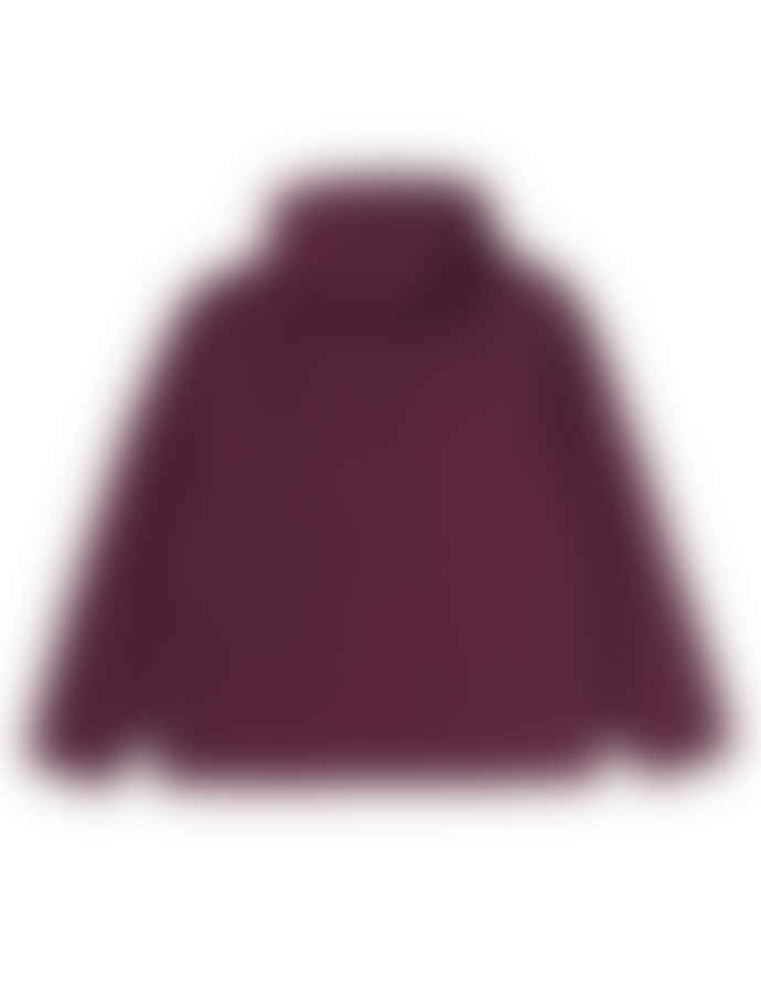 Carhartt Jacket Nimbus Merlot Man Winter