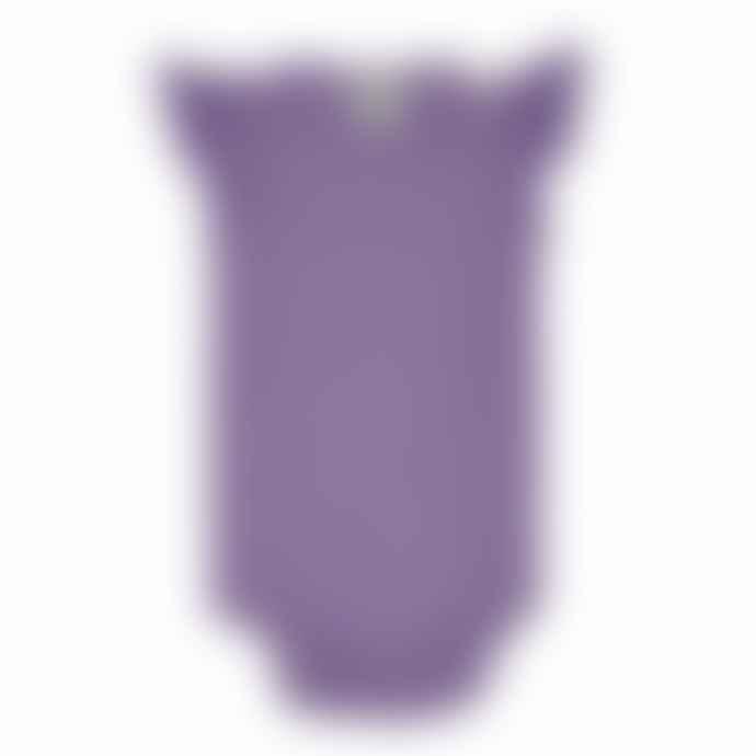 FUB Baby Pointelle Body Lavender