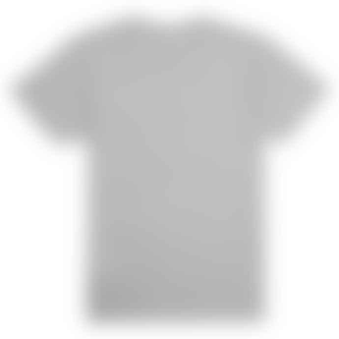Deus Ex Machina Two Pack Tee Shirt Athletic Grey