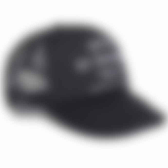 Deus Ex Machina Austin Tokyo Trucker Cap Black